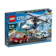 Set de constructie LEGO City Urmarire de mare viteza