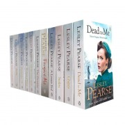 Penguin Lesley Pearse 11 Books Collection Set Stolen, Without a Trace, Forgive Me, Belle & MORE – Adult - Paperback