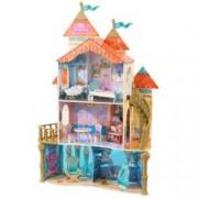 Casuta pentru papusi Disney Princess Ariel Land To Sea Castle - Kidkraft