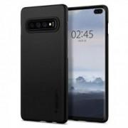 Husa slim Spigen Thin Fit Samsung Galaxy S10 Plus Black