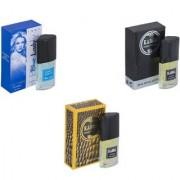 Skyedventures Set of 3 Blue Lady-Kabra Black-Kabra Yellow Perfume