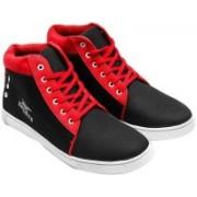 Port Hi-Life Sneakers For Men(Black)