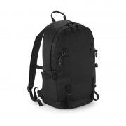 Quadra Zwarte rugtas voor wandelaars/backpackers 20 liter