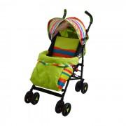 NouNou Kišobran Kolica za bebe Modena Zelena (HP-312G)