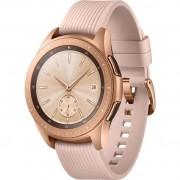 Ceas Smartwatch Samsung Galaxy Watch, R815, 42mm, GPS + 4G, Rose Gold