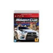 Midnight Club Los Angeles: Complete Edition - Ps3
