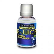 Nikotinfri E-juice Curacao 32ML