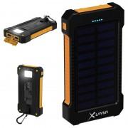 XLayer Plus Solar Power Bank - 8000mAh