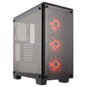 Gabinete Corsair Crystal 460X RGB sin fuente CC-9011101-WW