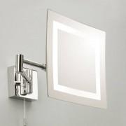Astro Torino lichtspiegel cosmeticaspiegel exclusief G9 chroom 20cm IP44 staal A++ 0355