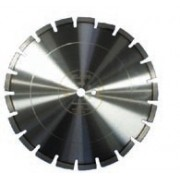 Disc diamantat pentru asfalt+ - Ø 350 NLA - P8