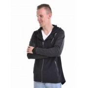 Devergo férfi zippes-kapucnis pulóver 1D724080KA0705/16