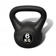 vidaXL Kettle Bell Workout 6 kg