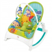 Balansoar portabil Newborn to Todler Fisher Price