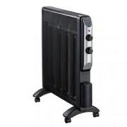 Радиатор Singer Mica Compact SRMH 15, 2 степени на температура, 1500W, черен