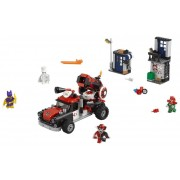 LEGO Batman Movie 70921 Napad Harley Quinn™ topovskim kuglama