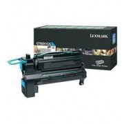 Lexmark Toner ciano alta resa return program x c792 20k pg
