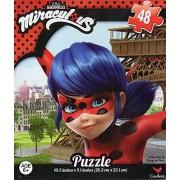 Miraculous LadyBug - 48 Piece Jigsaw Puzzle