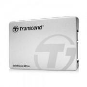 Твърд диск, transcend 512gb 2.5 инча ssd 370s / sata3 / synchronous mlc - ts512gssd370s