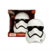 First order stormtrooper star wars Disney store Casco Máscara modificadora de voz