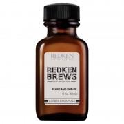 Redken Brews Beard And Skin Oil (30ml)