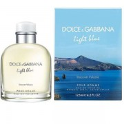 Light Blue Discover Vulcano - Dolce e Gabbana 125 ml EDT Campione Originale