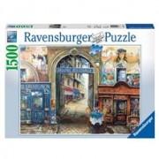 Puzzle Passage To Paris (1500 Pcs)