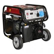 Generator de curent electric Senci SC-6000E, 5500 W, monofazat, benzina, pornire electrica