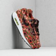 Nike Air Max 1 Premium SE Black/ Black-Flash Crimson