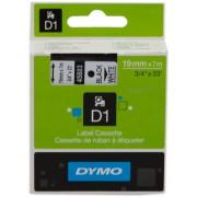 Dymo 45803 Ruban Noir sur blanc Original S0720830