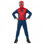 Pókember Ultimate Spiderman jelmez - 127-137 cm - Jelmezek