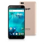 Ghia Smartphone QS702 5.5'', 1280 x 720 Pixeles, 3G, Android 7.0, Oro