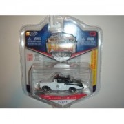 2011 Jada Wave 3 Badge City Heat 56 Chevy Bel Air Highway Patrol White/Black #029