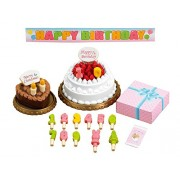 "Epoch Sylvanian Families Sylvanian Family Doll ""Birthday Cake Set Ka-416"""