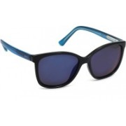 INVU Cat-eye Sunglasses(Blue)
