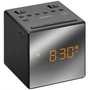 Sony ICF-C1T FM/AM Dual Alarm Clock Radio with Mirror Finish