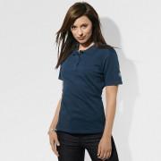 Tricou Polo Dama Albastru BMW Collection, XL