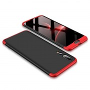 GKK Detachable Huawei P20 Pro Case - Black