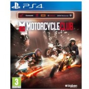 Motorcycle Club, за PS4