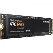 SAMSUNG SSD 500 GB Serie 970 EVO M. 2 Interfaccia PCIe NVMe