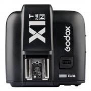 Godox X1N - set transmitator/receptor 2.4G TTL pentru Nikon