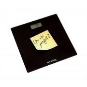 Кантар за измерване на телесно тегло INNOLIVING INN-119B - черен