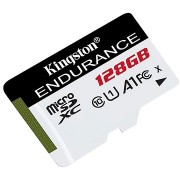 Kingston Endurance microSDXC 128GB A1 UHS-I C10