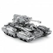 DIY Puzzle 3D escorpion tanque montar juguetes educativos Modelo - Plata