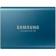 Samsung SSD External T5 250GB 540 MB/s USB 3.1, 3 yrs EAN 8806088887357 MU-PA250B/EU