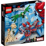 LEGO® Super Heroes - Vehiculul lui Spider-Man 76114