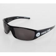 ochelari soare Metal-Kids - Metal Copil - Lucios Negru - MK15-1