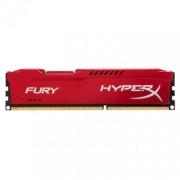 KINGSTON 8GB DDR3 HyperX FURY Red 1866MHz CL10 - HX318C10FR/8