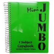 Mini agenda A5 Jumbo 150 file 98214