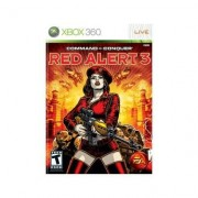 Command Conquer Red Alert 3 - Xbox 360 - Unissex